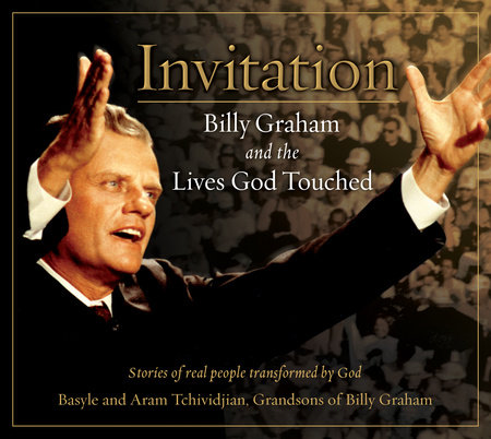 Invitation by Basyle Tchividjian and Aram Tchividjian