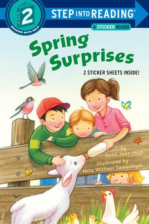 Spring Surprises (ebk)