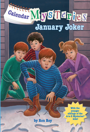 Calendar Mysteries #1: January Joker by