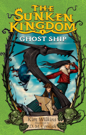 The Sunken Kingdom #1: Ghost Ship by