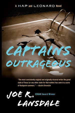 Captains Outrageous by Joe R. Lansdale