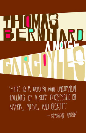 Gargoyles by Thomas Bernhard