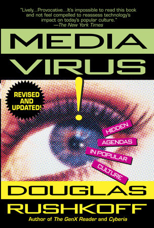 Media Virus! by Douglas Rushkoff