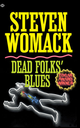 Dead Folks' Blues by Steven Womack