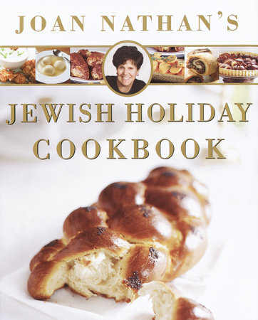 Joan Nathan's Jewish Holiday Cookbook by