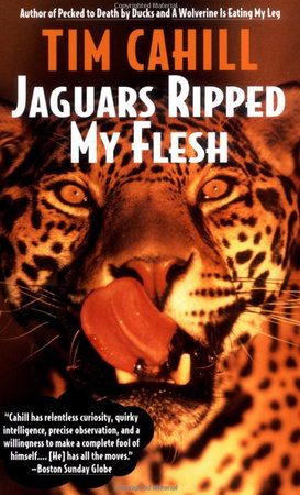Jaguars Ripped My Flesh by
