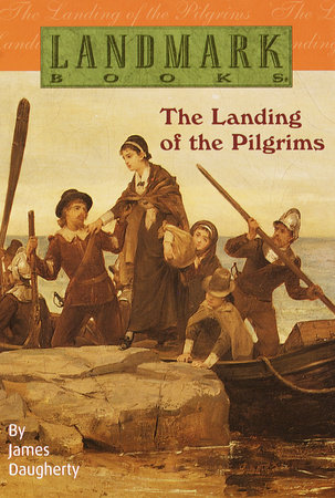 The Landing of the Pilgrims by