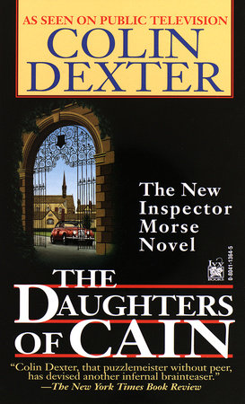 Daughters of Cain by Colin Dexter