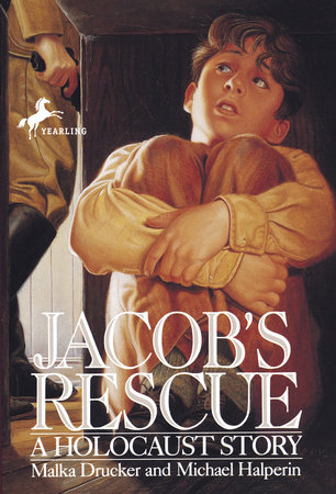 Jacob's Rescue by Malka Drucker and Michael Halperin