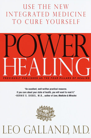 Power Healing by Leo Galland, M.D.