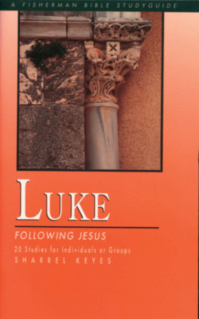 Luke by Sharrel Keyes