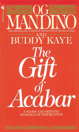 The Gift Of Acabar by Og Mandino