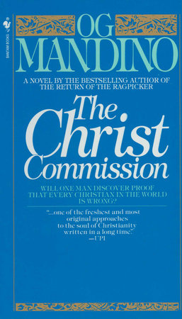 The Christ Commission by Og Mandino