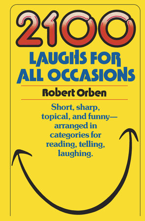 2100 Laughs for All Occasions by