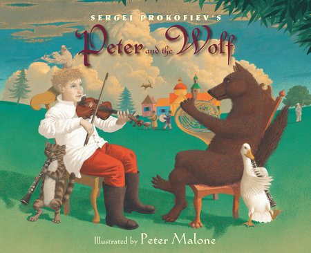 Sergei Prokofiev's Peter and the Wolf by