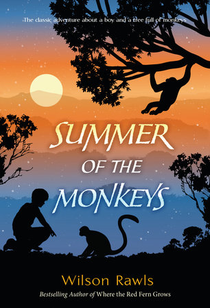 Summer of the Monkeys by