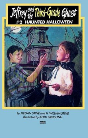Jeffrey and the Third-Grade Ghost: Haunted Halloween by