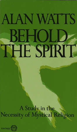 Behold the Spirit by