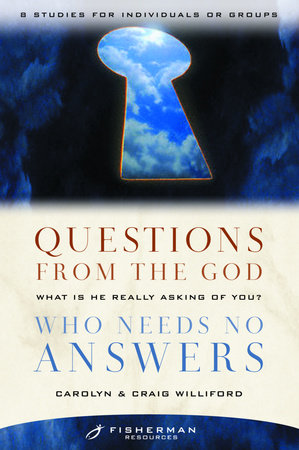 Questions from the God Who Needs No Answers by