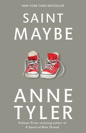 Saint Maybe book cover
