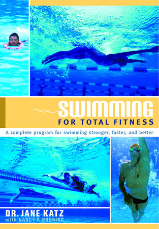 Swimming for Total Fitness by Jane Katz