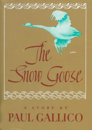 Snow Goose by