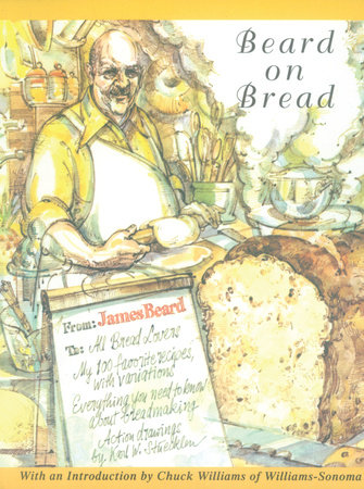 BEARD ON BREAD by James Beard