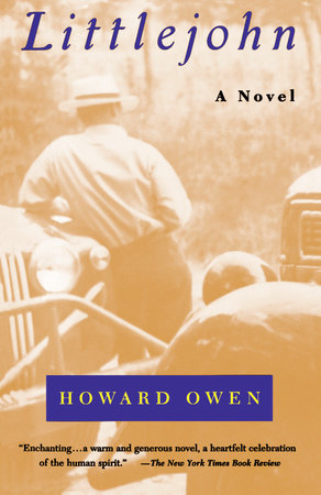 Littlejohn by Howard Owen
