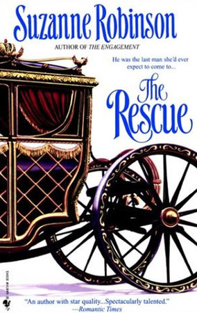The Rescue by Suzanne Robinson