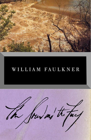 The Sound and the Fury by William Faulkner