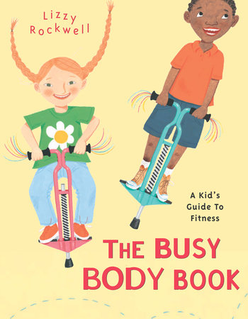 The Busy Body Book by