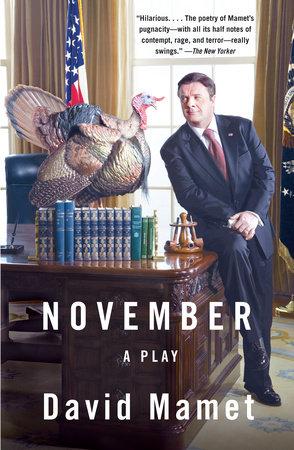 November by David Mamet