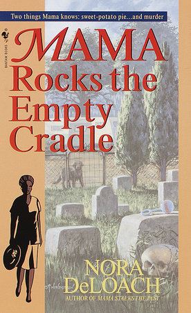 Mama Rocks the Empty Cradle by