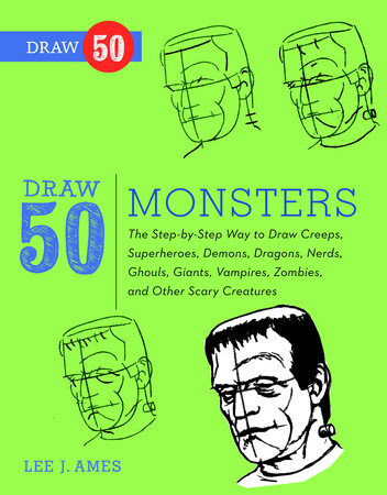Draw 50 Monsters by