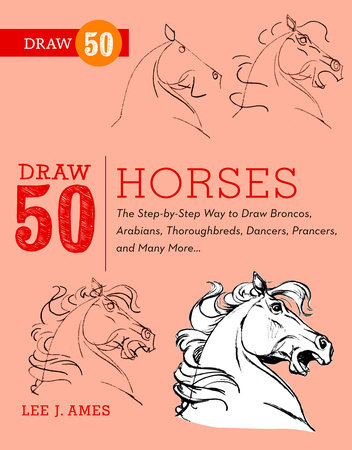 Draw 50 Horses by