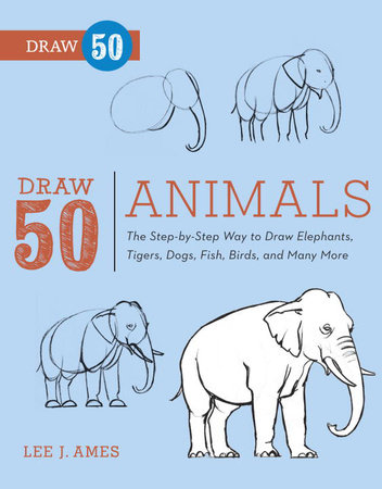 Draw 50 Animals by