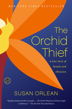 The Orchid Thief by