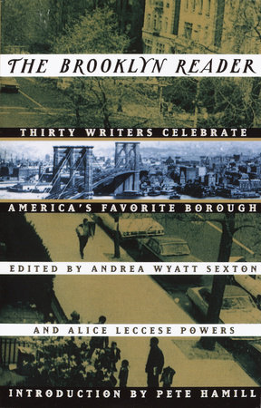 The Brooklyn Reader by Alice Leccese Powers and Andrea Wyatt
