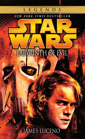 Labyrinth of Evil: Star Wars by James Luceno
