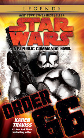 Order 66: Star Wars by Karen Traviss