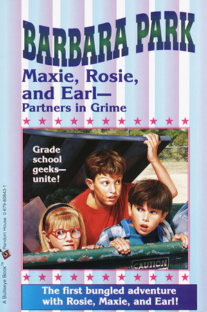 Maxie, Rosie, and Earl-Partners in Grime by