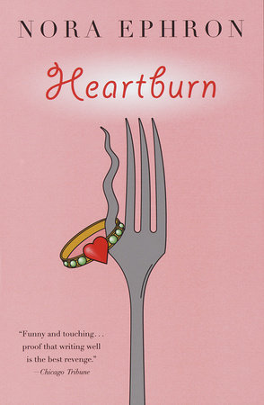 Heartburn book cover