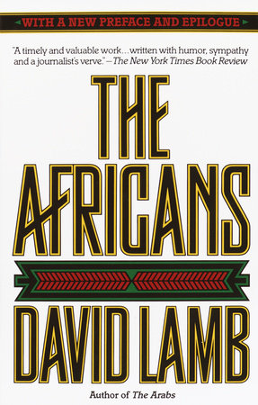 The Africans by David Lamb