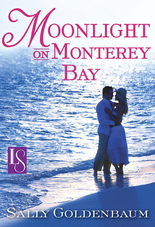 Moonlight on Monterey Bay by Sally Goldenbaum