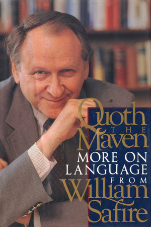 Quoth the Maven by