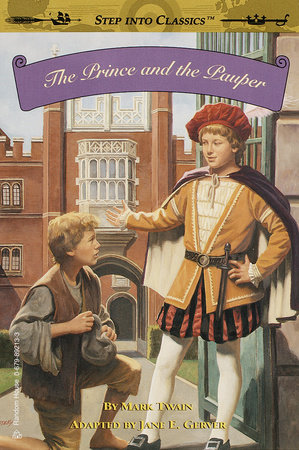 The Prince and the Pauper by Jane E. Gerver