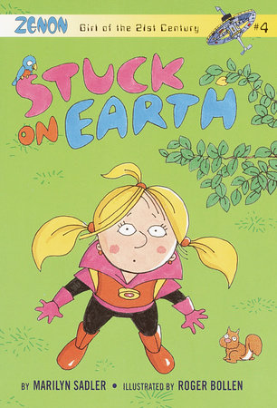 Stuck on Earth by Marilyn Sadler