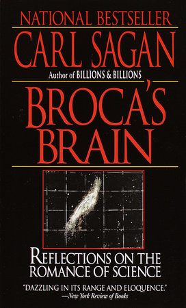 BROCA'S BRAIN by Carl Sagan