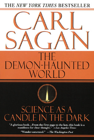 Demon-Haunted World by Ann Druyan and Carl Sagan