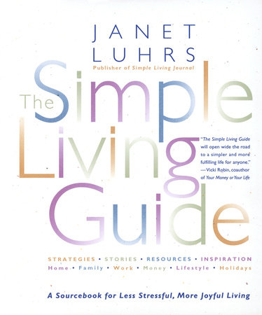 The Simple Living Guide